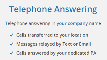 Telephone Answering